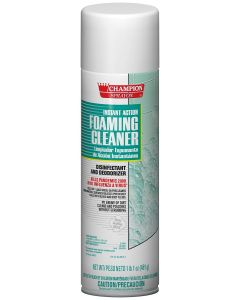 Chase Products Aerosol Foam Cleaner Disinfectant 12/17oz