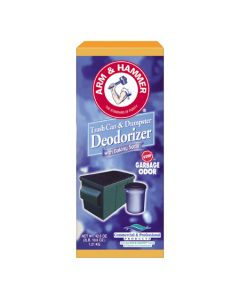 Arm & Hammer® Trash Can & Dumpster Deodorizer