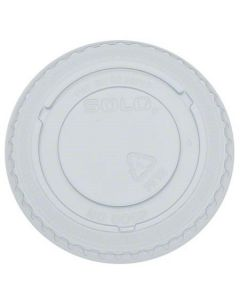 Dart® Clear Plastic Lid For Y5 Cup - CS / 25 / 100