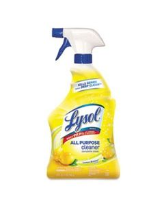 Professional Lysol® Brand Disinfectant All Purpose Cleaner - 32 oz.   - Case / 12