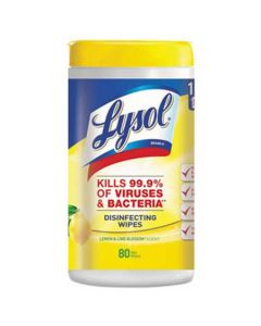 Lysol® Brand Disinfecting Wipes - Case / 6