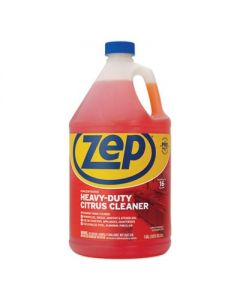 ZEP  - Cleaner and Degreaser, Citrus Scent, 1 Gal Bottle